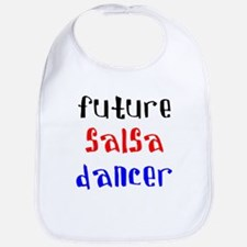 future salsa dancer Bib