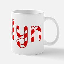 Joslyn - Candy Cane Mug