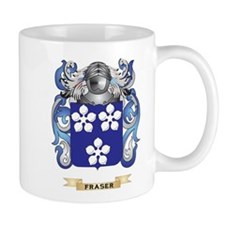 Fraser Coat of Arms Mug