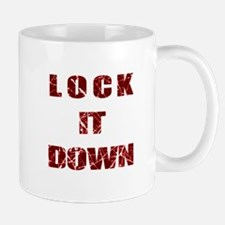Lock it Down Mug