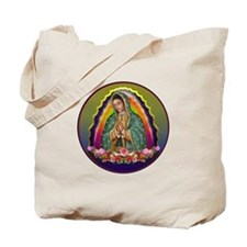Guadalupe Circle - 1 Tote Bag