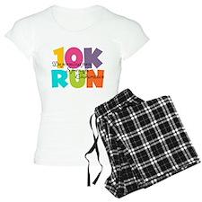 10K Run Multi-Colors Pajamas