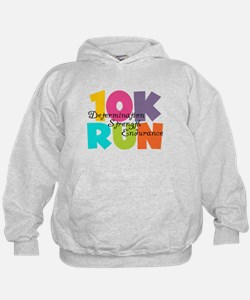 10K Run Multi-Colors Hoodie