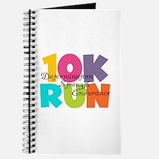 10K Run Multi-Colors Journal