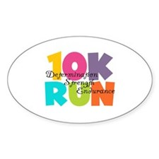 10K Run Multi-Colors Decal
