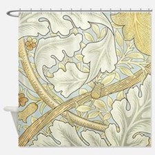 William Morris St James design Shower Curtain