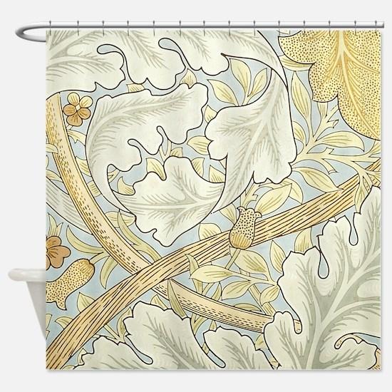 William Morris St James design Shower Curtain