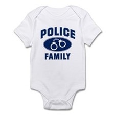 Police Cuffs:  FAMILY Infant Bodysuit
