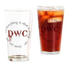 DWC Circle Drinking Glass