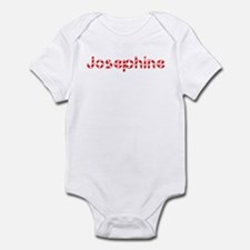 Josephine - Candy Cane Infant Bodysuit