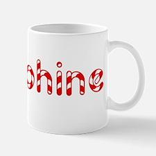 Josephine - Candy Cane Mug