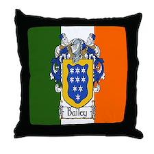 Bailey Arms Tricolour Throw Pillow