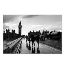 Westminster Bridge Postcards (Package of 8)