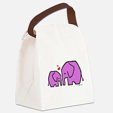 Kiiri & Kiiri (2) Canvas Lunch Bag