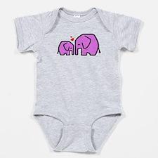 Kiiri & Kiiri (2) Baby Bodysuit