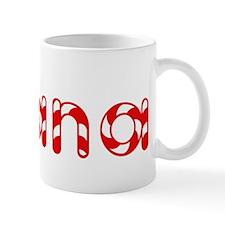 Joana - Candy Cane Mug