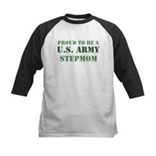 Proud Army Stepmom Tee