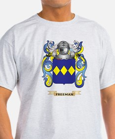 Freeman Coat of Arms T-Shirt