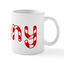 Jenny - Candy Cane Coffee Mug