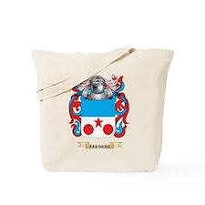 Freiberg Coat of Arms Tote Bag