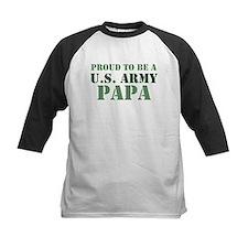 Proud Army Papa Tee