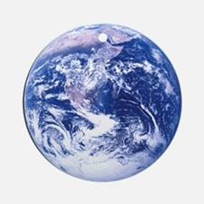 Full Earth Ornament (Round)