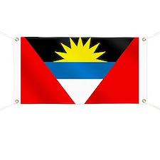 Antigua and Barbuda Flag Banner