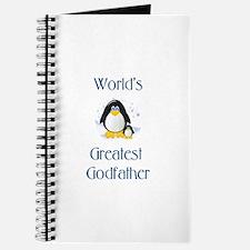 World's Greatest Godfather (penguin) Journal