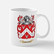 Friend Coat of Arms Mug