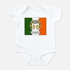 Collins Tricolour Infant Bodysuit