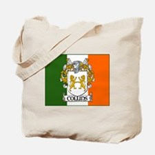 Collins Tricolour Tote Bag