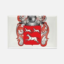 Fry Coat of Arms Rectangle Magnet