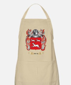 Frye Coat of Arms Apron