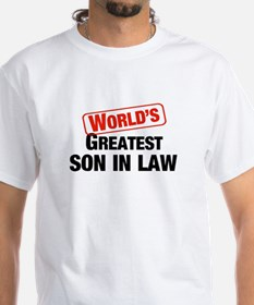 World's Greatest Son In Law Shirt