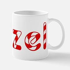 Hazel - Candy Cane Mug