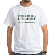 Proud Army Great Grandmother Shirt