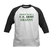 Proud Army Granny Tee