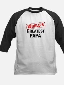 World's Greatest Papa Tee