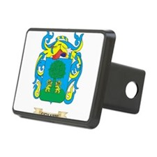 Giovanni Coat of Arms Hitch Cover