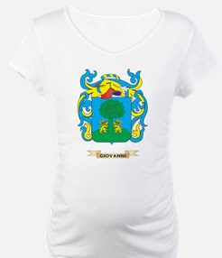 Giovanni Coat of Arms Shirt