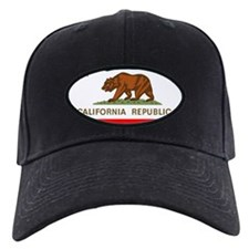 California Flag Baseball Hat