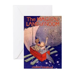 Magical Land of Noom Greeting Cards (Pk of 10)