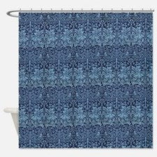 Morris Brother Rabbit design Shower Curtain
