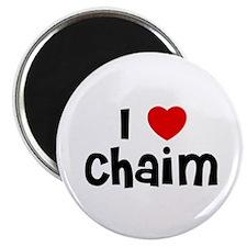 I * Chaim Magnet