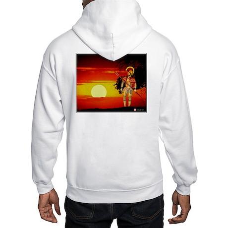 Hooded Sweatshirt, Ali'i of Haleakala