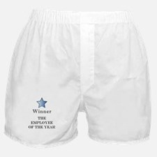 The Best Brown Nose Award - Boxer Shorts