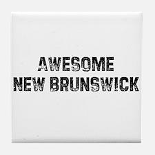 Awesome New Brunswick Tile Coaster