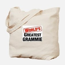 World's Greatest Grammie Tote Bag