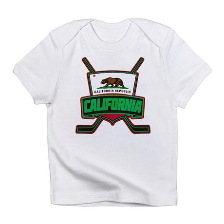 California Hockey Logo Shield Infant T-Shirt