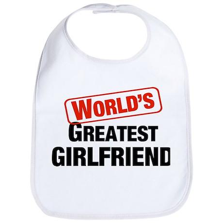 World's Greatest Girlfriend Bib